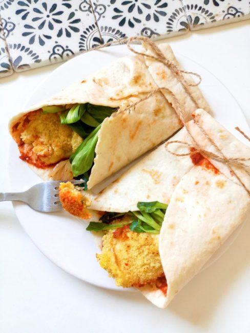 Wrap Façon Crispy Mozza Mcdo Recette Ma Healthy Tendency