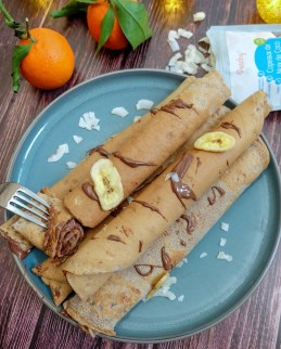 crepes farine de chataignes recette mahealthytendency