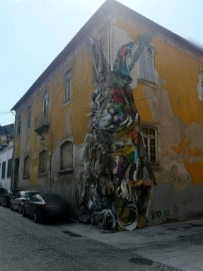 Bordalo II - Half Rabbit