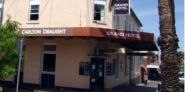 Grand Hotel in 2014