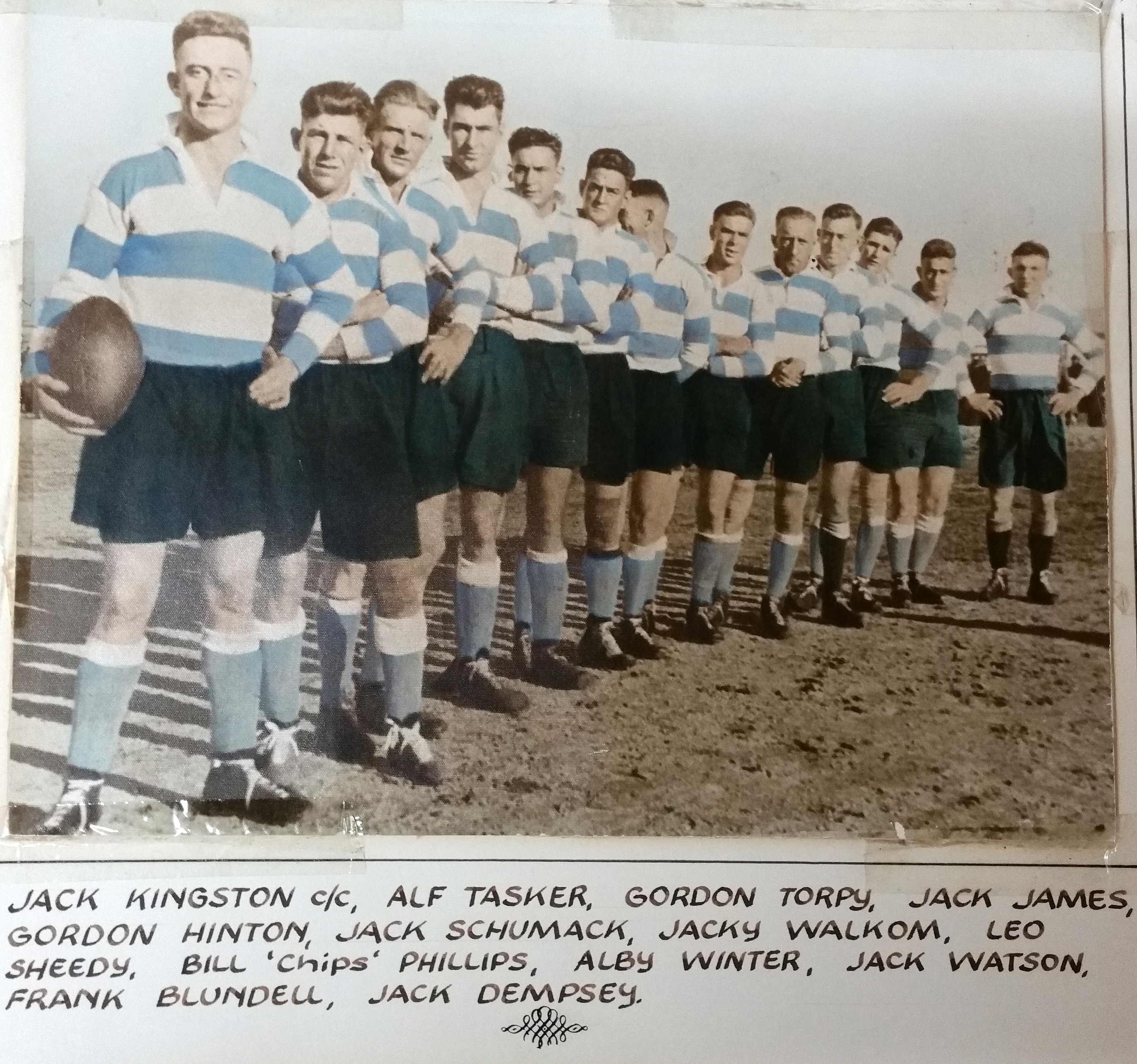 Pictorial History Of Cootamundra Rugby League