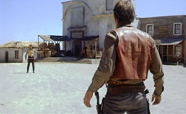 Image result for western gunfight
