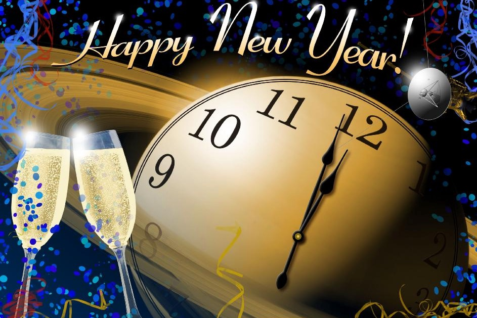 Happy New Year From Maher Studios!