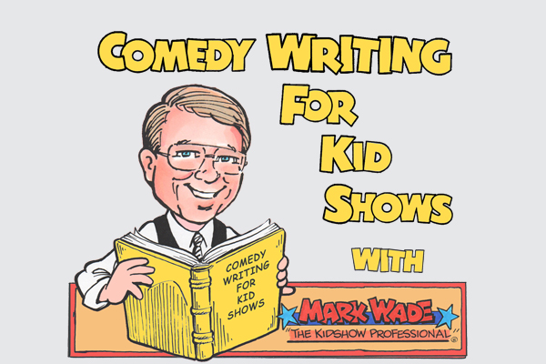 Comedy Writing For Kid Shows
