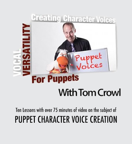 Puppet Character Voices