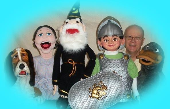 Ventriloquist Bruce Weaver & Friends
