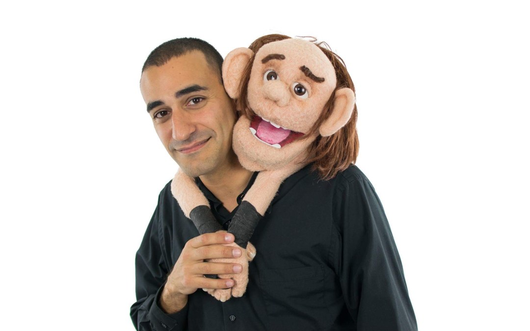 Comedy Magician and Ventriloquist Daniel Clemente