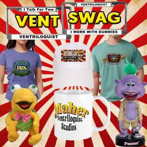 ventriloquist wish list swag