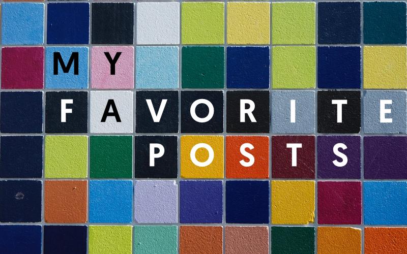 Favorite Posts