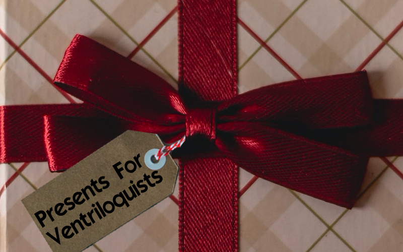 Gifts For Ventriloquists