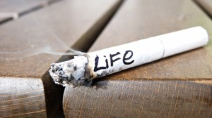 Cigarette-life-burning