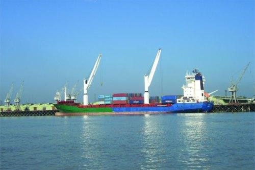 Chittagong-Port