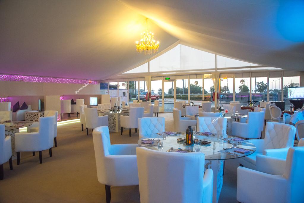 This ... & Iftar at LAYALI AL CORNICHE TENT - Sofitel Abu Dhabi Corniche ...