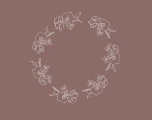 CircleOrchidPurple