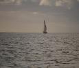 Eira under segel på väg mot nya mål