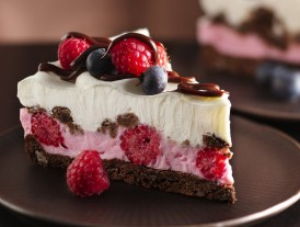 Betty Brocker Project Zimmern: Chocolate and Berries Yogurt Desert (48416-1)