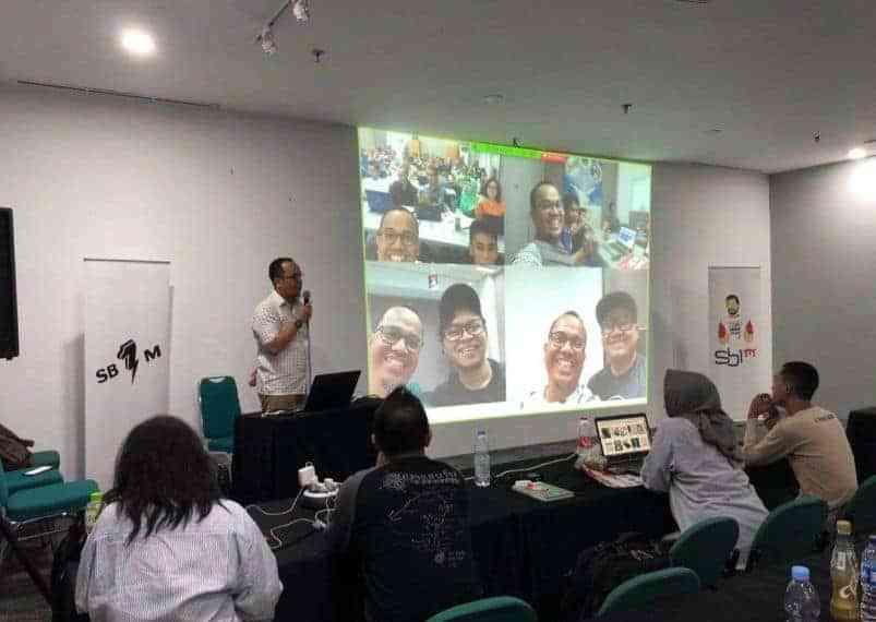 workshop bisnis online untuk pemula di jakarta