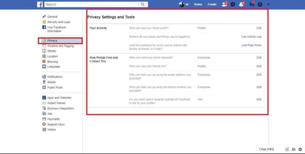 tips cara melindung data pribadi anda di facebook