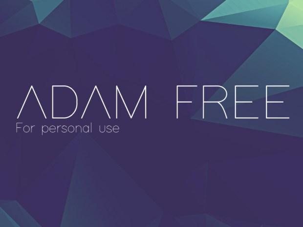 Adam Font
