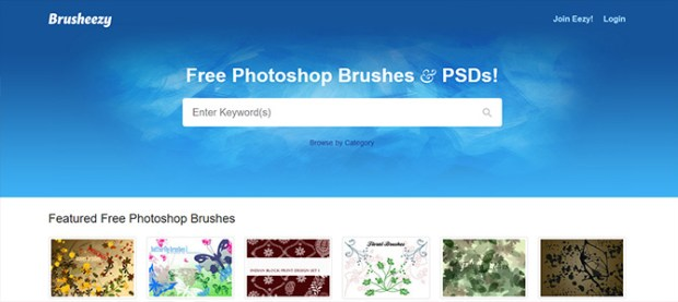 Brusheezy Website Download Brush