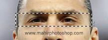 Seleksi bagian mata