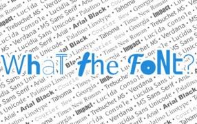 Mengetahui Nama dan Jenis Font