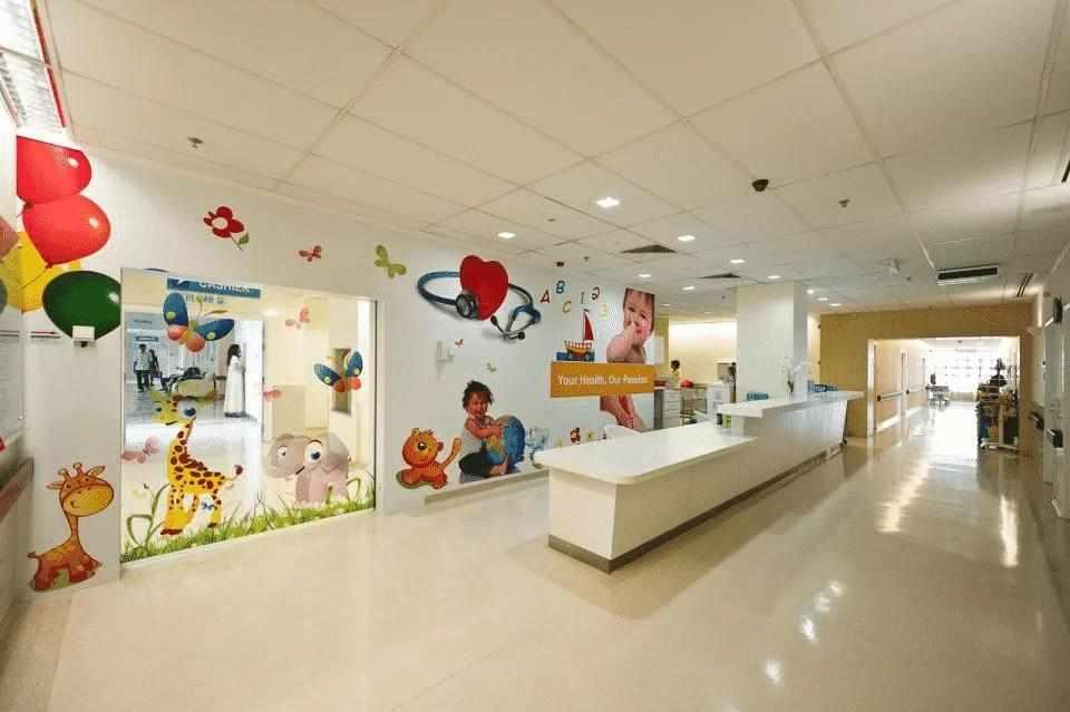 Informasi Lengkap Rumah Sakit Mahkota Medical Centre Melaka 9