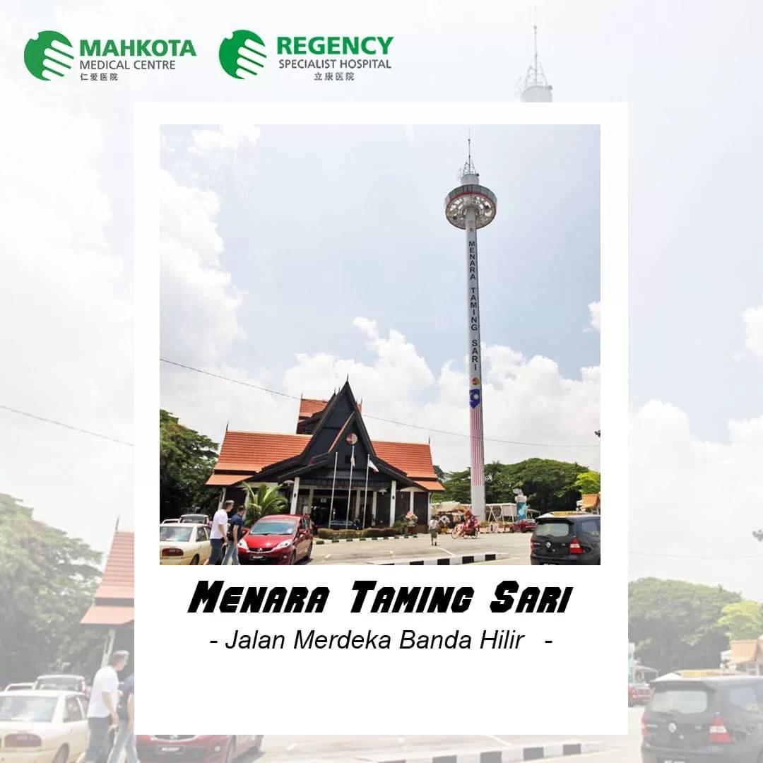 Rekomendasi Wisata Heritage di Melaka, Malaysia 5