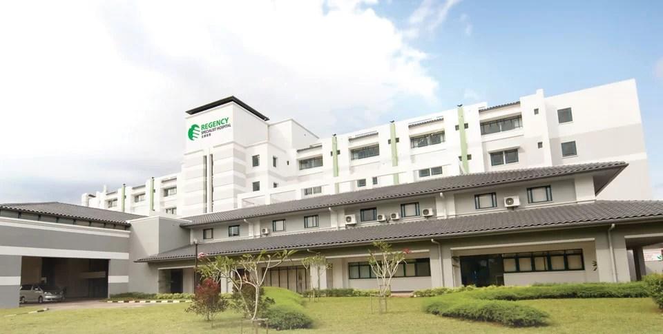 Regency Specialist Hospital, Johor Bahru Malaysia