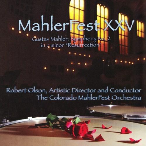 CD Cover MF XXV