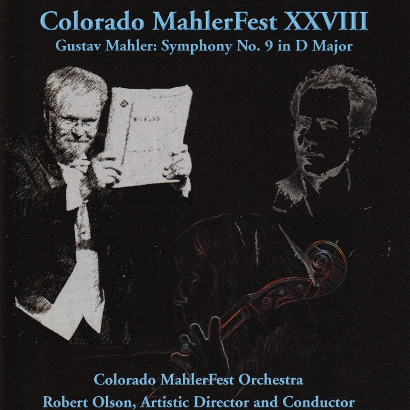 CD Cover MF XXVIII