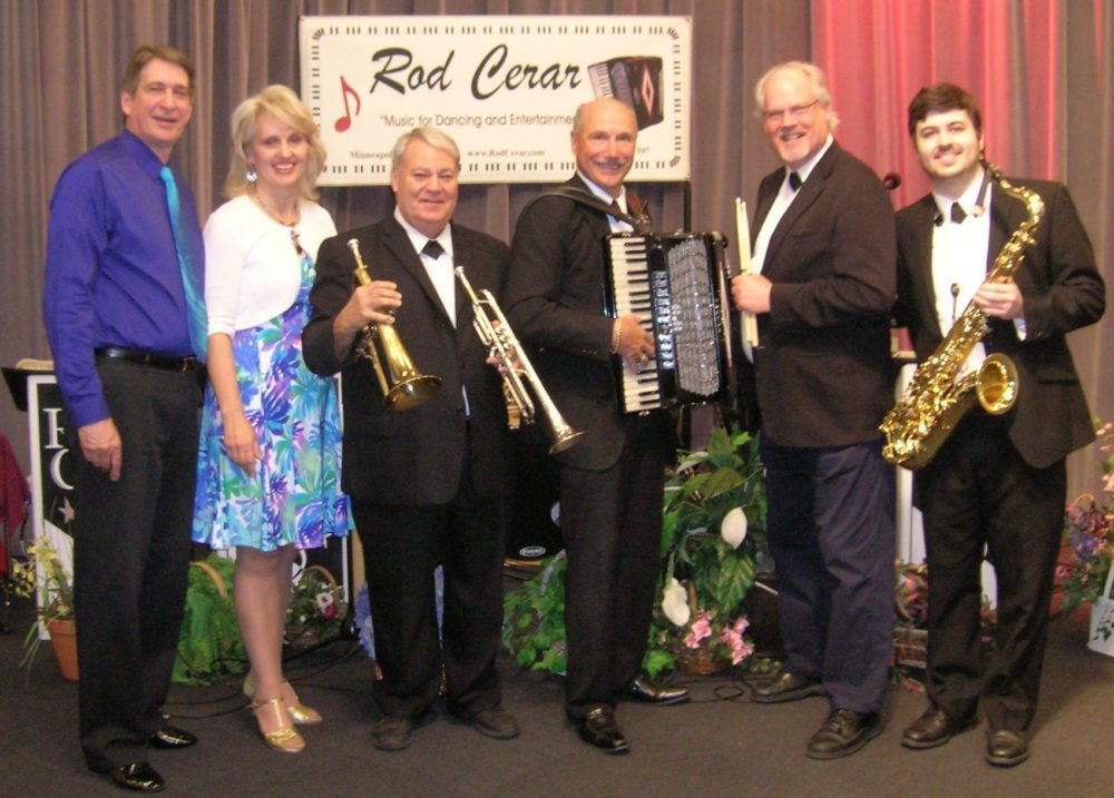 Rod Cerar Band_Accordion Legacy Library