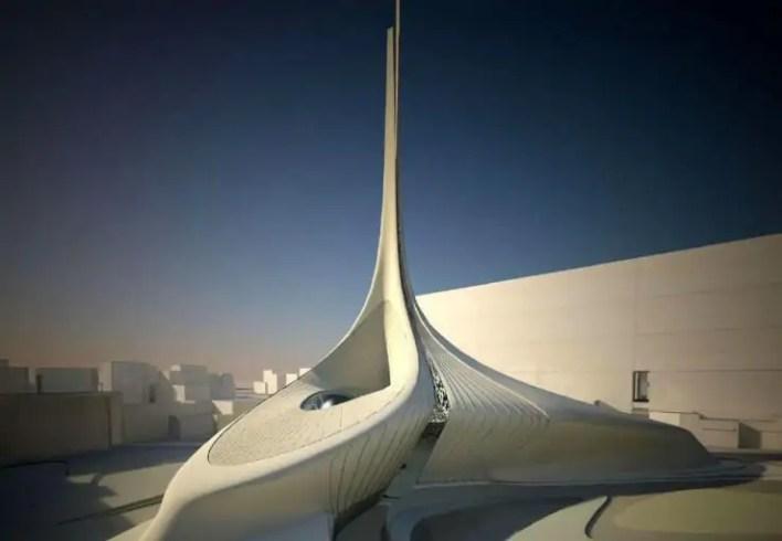 مسجد الافينيوز في الكويت