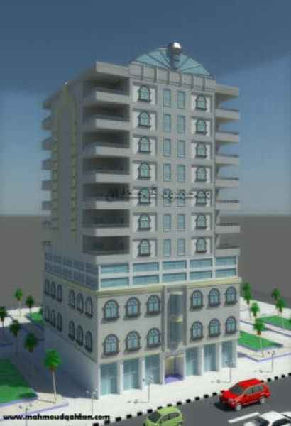 برج سكني تجاري
