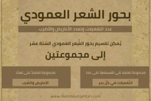 بحور الشعر العمودي بحر الكامل محمود قحطان