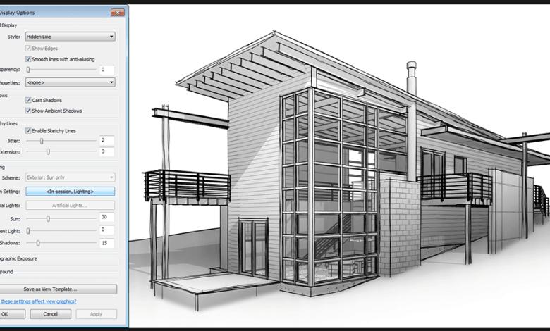 نموذج مشروع ريفيت