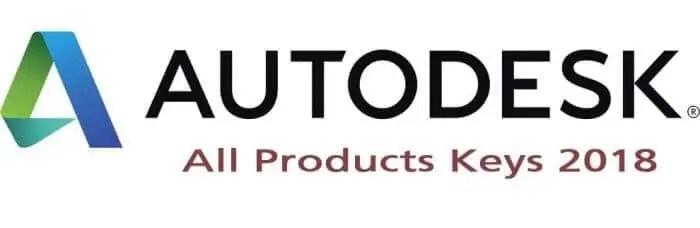 كراك منتجات أتوديسك 2018 ومفاتيحها