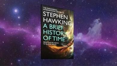 تاريخ موجز للزمن A Brief History of Time