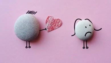 حب غير متبادل حب من طرف واحد