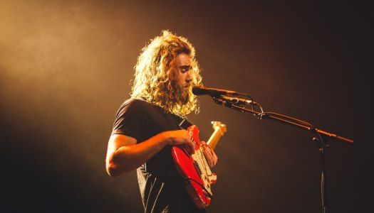 Matt Corby's Resolution Tour was just unreal