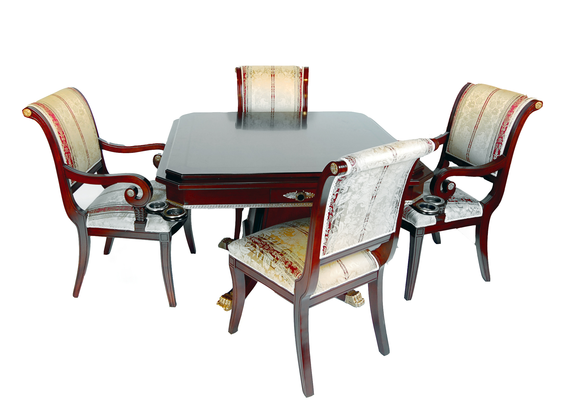 Mainstays 5 Piece Card Table And Chair Set