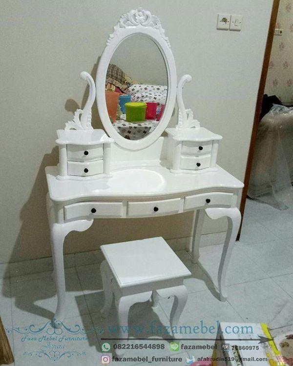 Meja-Rias-Kartini-Duco-Putih-Terbaru