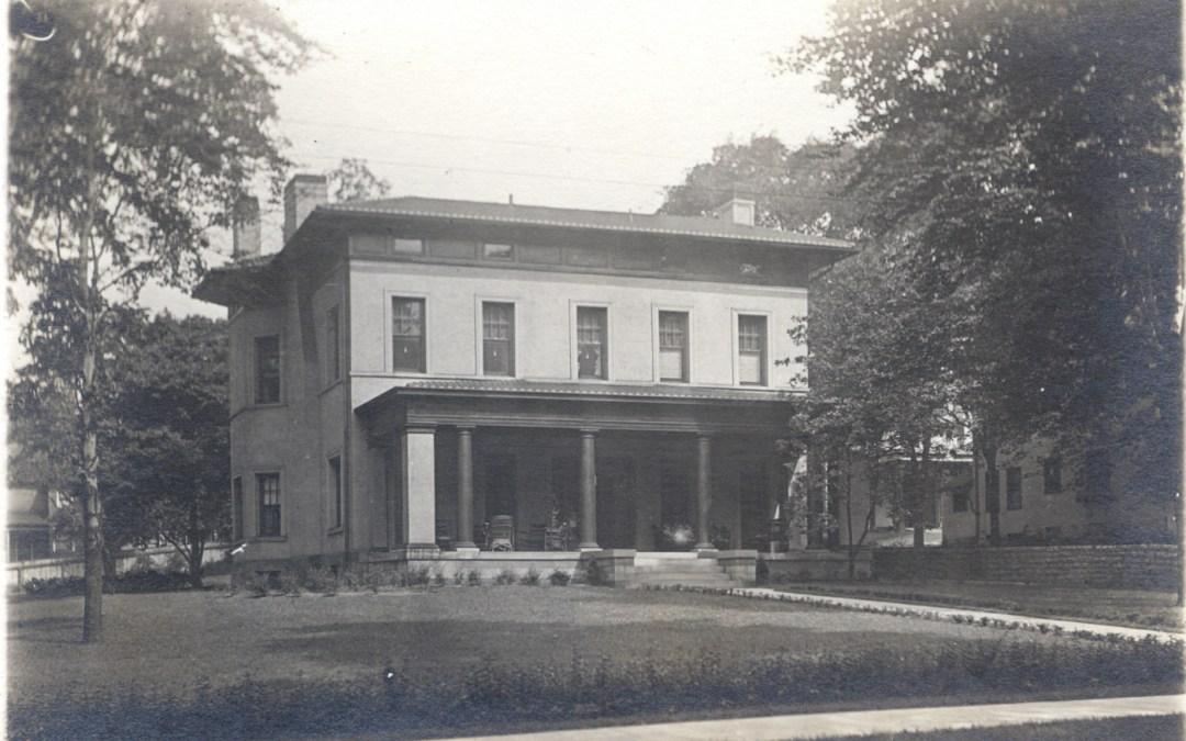 Wick Avenue – Alumni House