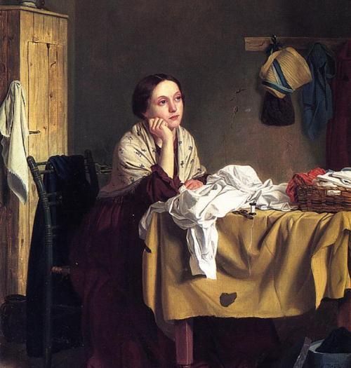 John Thomas Peele Song of the Shirt 1847