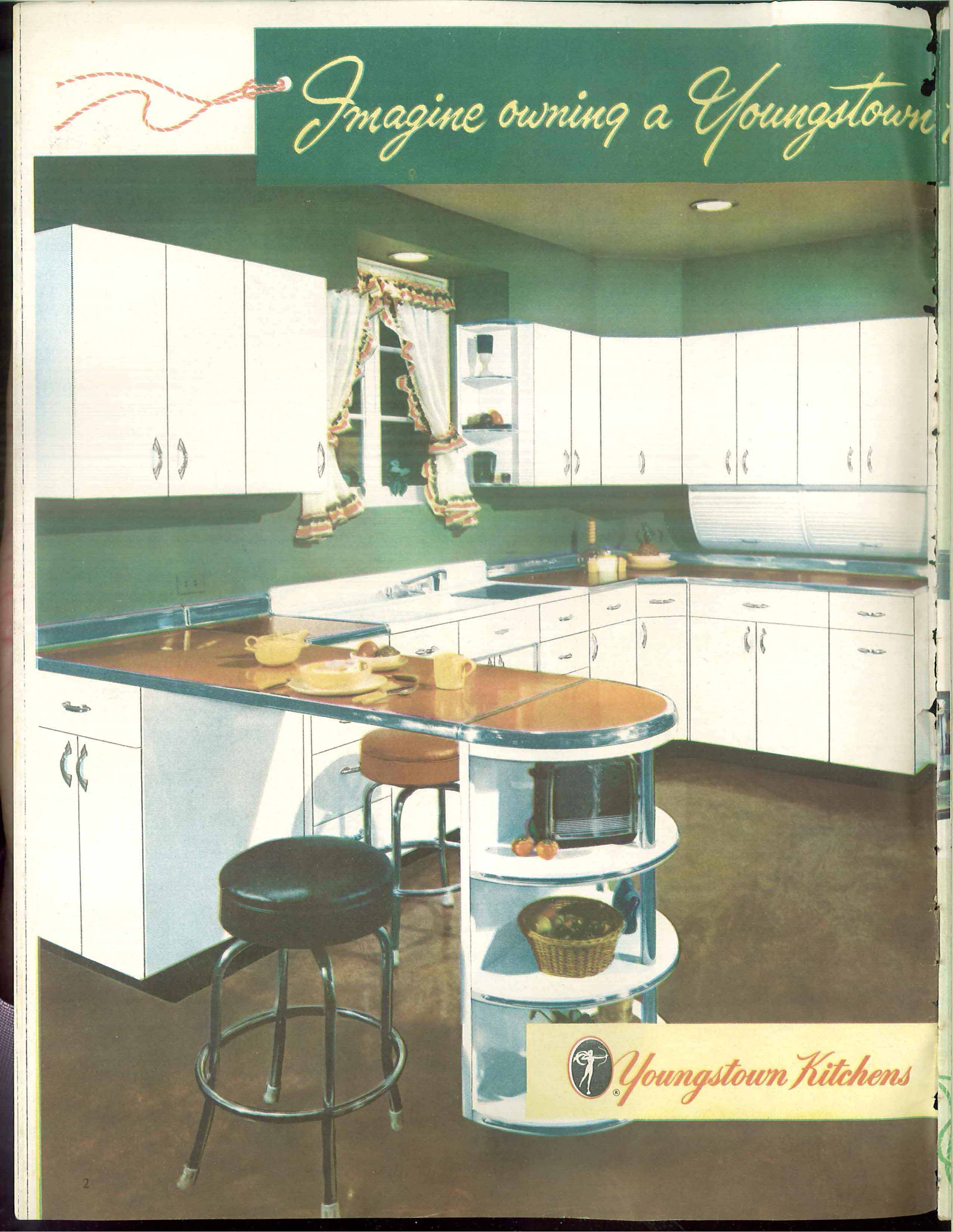 Youngstown Kitchen Cabinets History