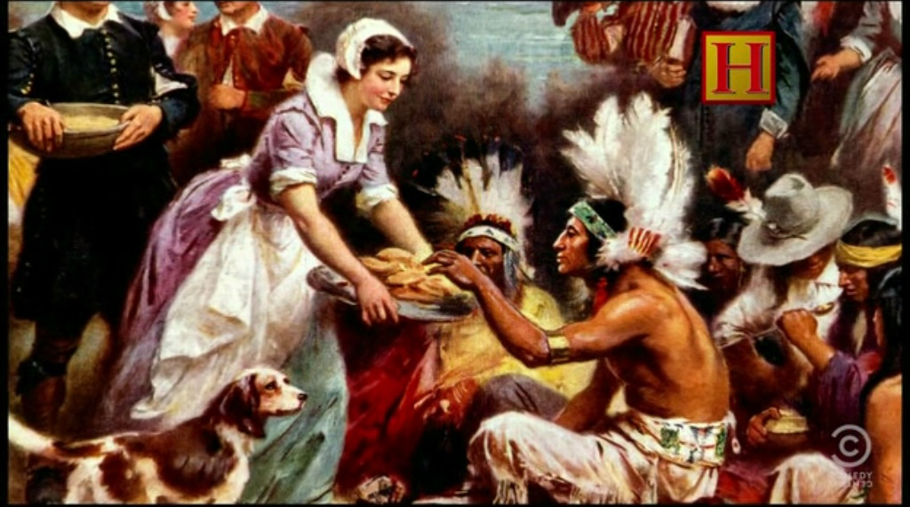 history of thanksgiving - photo #11