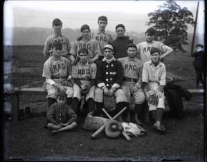 2007-78-274 baseball team RR Co