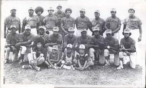 2008-39-180 Linton Baseball team 1960s