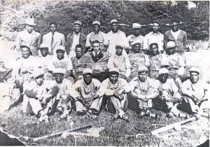 2008-39-81 Negro baseball team circa 1930s