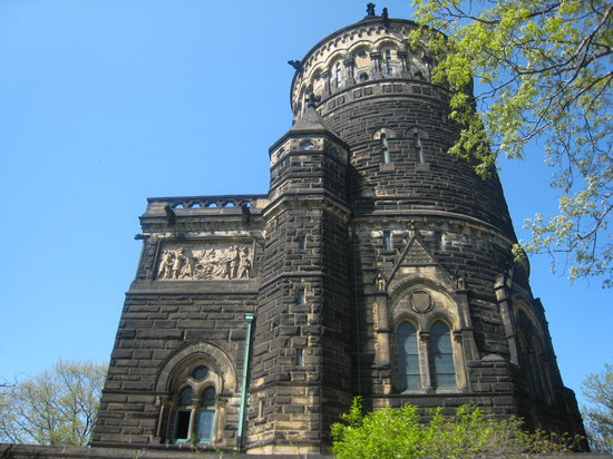 president-garfield-memorial
